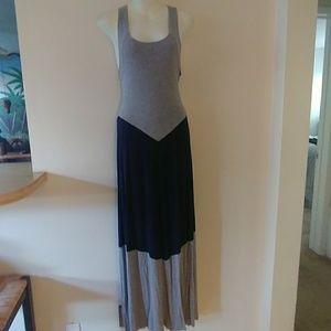 Long summer dress cotton